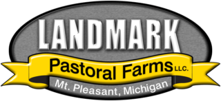Landmark Farms logo