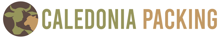 Caledonia Packing logotype