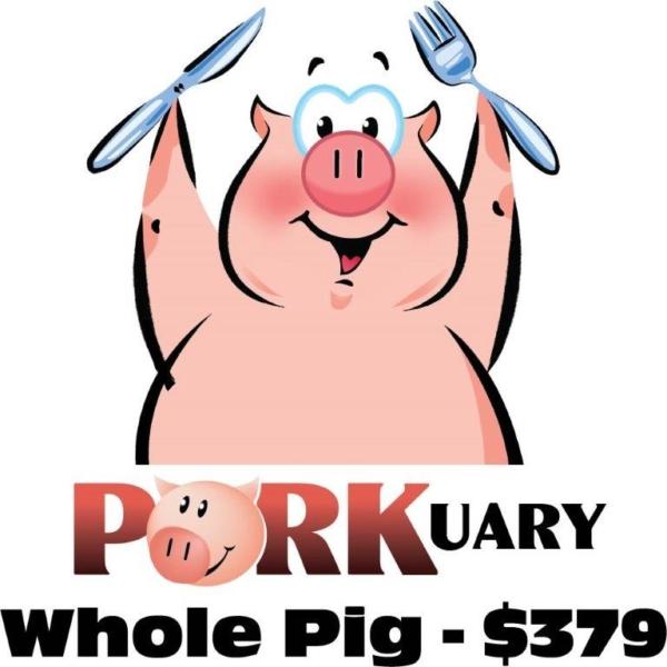 Porkuary Whole Pig